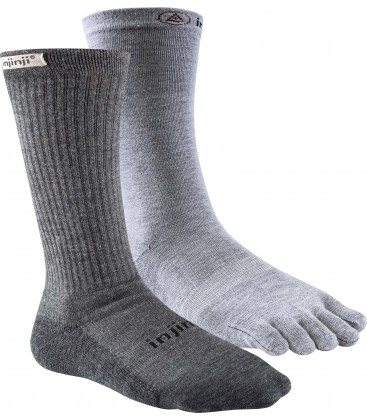 Injinji Liner + Hiking Socks Men