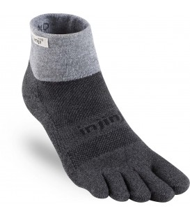 More about Injinji Trail Midweight Mini-Crew