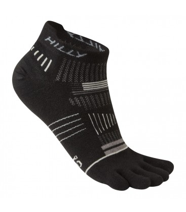 Hilly Toe Socklet (No-show) teensokken zwart