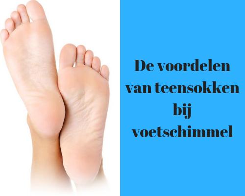 De voordelen van teensokken bij voetschimmel